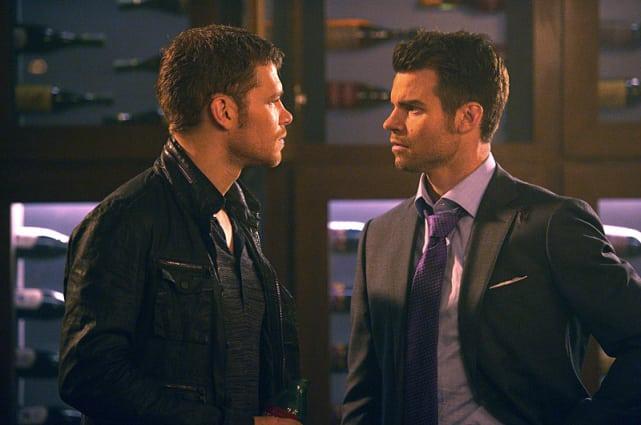 Klaus vs. Elijah, Round 49 - The Originals Season 2 Episode 2
