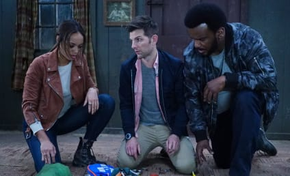 Watch Ghosted Online: Season 1 Episode 9