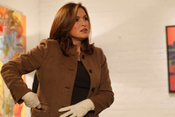 Detective Olivia Benson - Law & Order: SVU