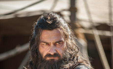 Blackbeard is coming to Black Sails.