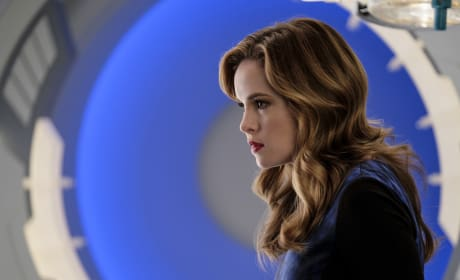 Caitlin's thinking - The Flash Season 3 Episode 12