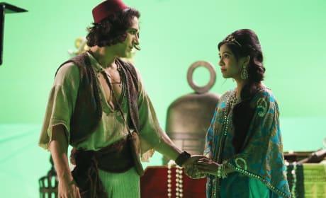 Jasmine and Aladdin - Once Upon a Time