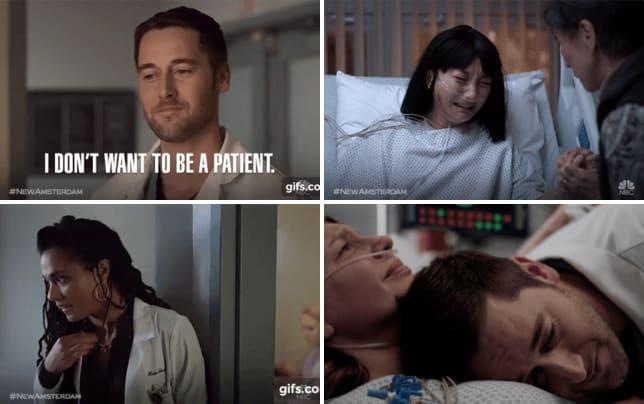 Pregnant inmate new amsterdam season 1 episode 3