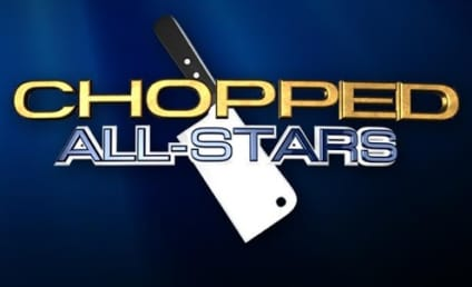 Chopped All-Stars: Round One!