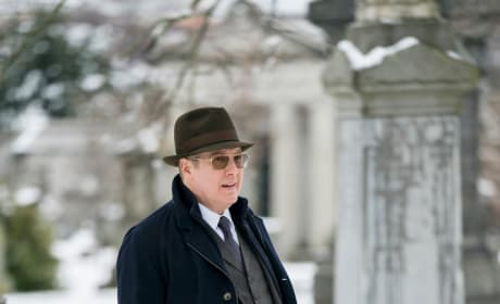 Red on a Quest - The Blacklist Season 5 Episode 20