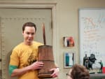 Sheldon Plans a Celebration - The Big Bang Theory