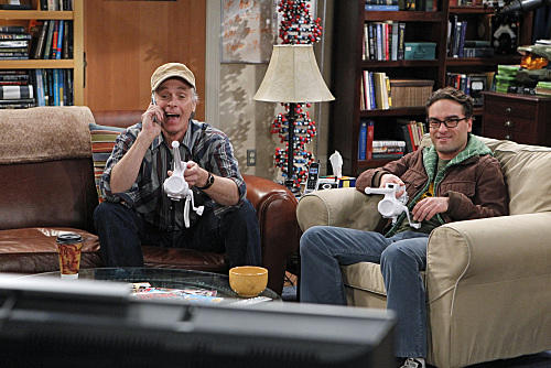 Keith Carradine on TBBT