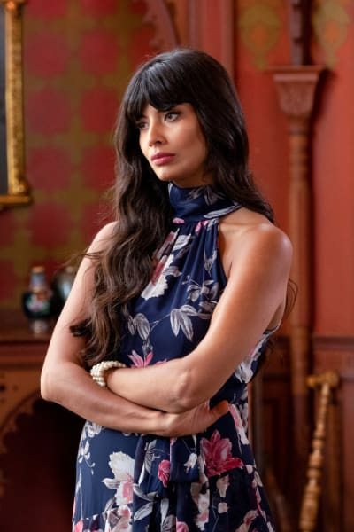 Tahani Time - The Good Place Season 3 Episode 11