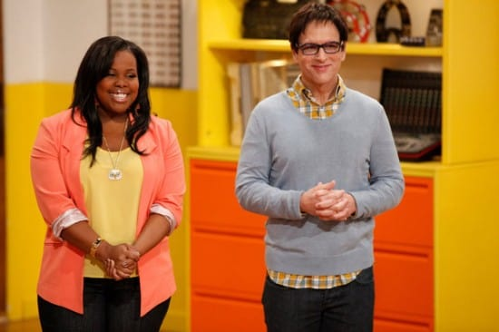 Amber Riley on The Glee Project