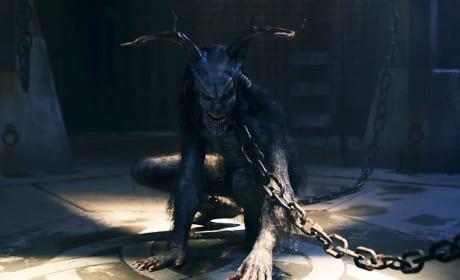 The Wendigo is Captured - Sleepy Hollow Season 2 Episode 6