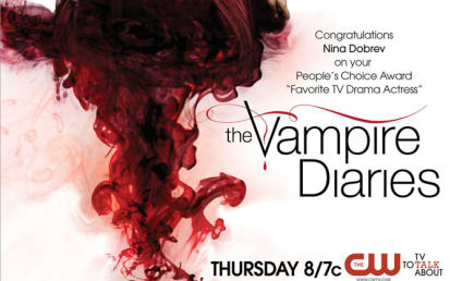 New Nina Dobrev Poster Honors People's Choice Victory