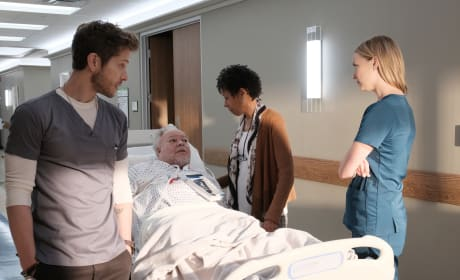 Welcome Wagon - The Resident Season 1 Episode 7