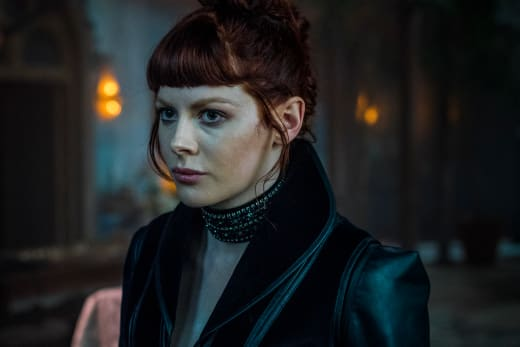 The Widow is Nervous - Into the Badlands Season 2 Episode 2