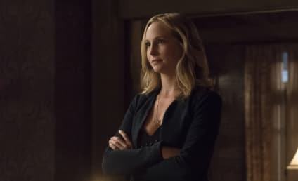 The Originals Photos: Caroline Forbes Returns!
