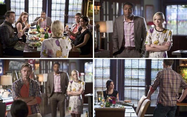 Couples dinner hart of dixie season 4 episode 9