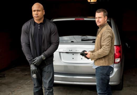 A Tiny Clue - NCIS: Los Angeles Season 10 Episode 12