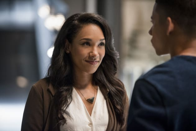 Sibling Chat - The Flash Season 3 Episode 11