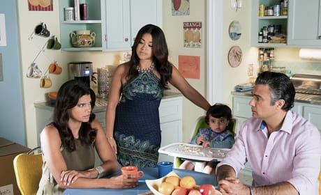 Reevaluating Her Life - Jane the Virgin