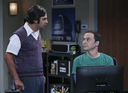 Watch The Big Bang Theory Season 9 Episode 12 Online