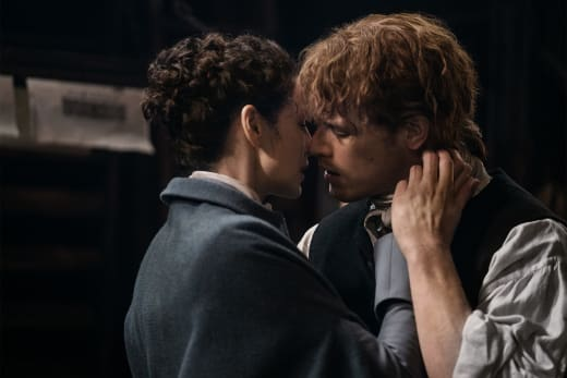A Million Kisses - Outlander Season 3 Episode 6