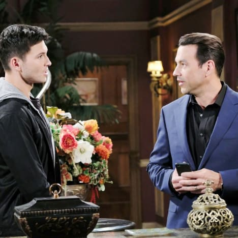 (TALL) Ben and Stefan - Days of Our Lives