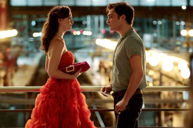 Chuck and Blair - Gossip Girl