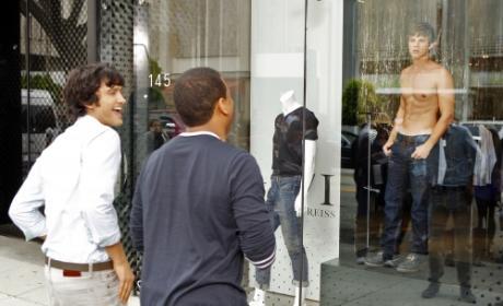 Ha! Liam!