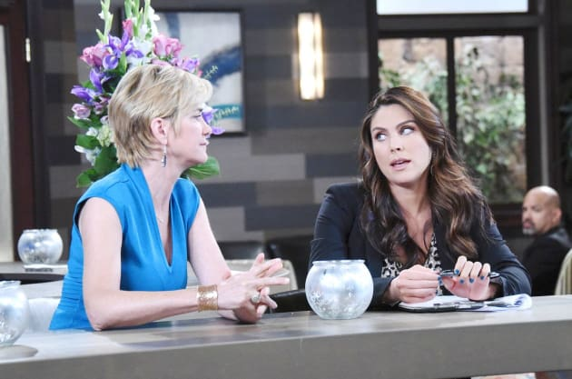 Bonding Over Drinks - Days of Our Lives