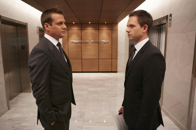 Harvey and Mike (Suits - USA)