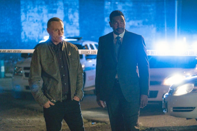 Voight and Woods - Chicago PD Season 5 Episode 6