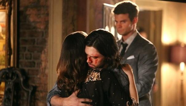 Hayley, Elijah, and Jackson (The Originals)