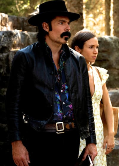Doc and Waverly - Wynonna Earp Season 4 Episode 10
