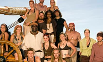 Get to Know the Cast of Pirate Master