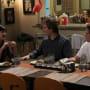 Bartowski Family Dinner