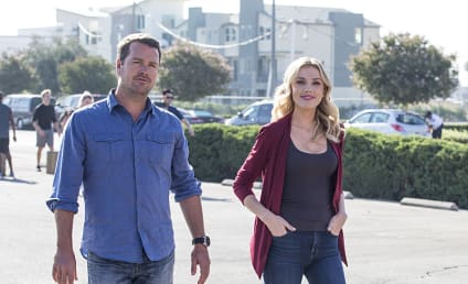 NCIS: Los Angeles Season 8 Episode 5: Ghost Gun