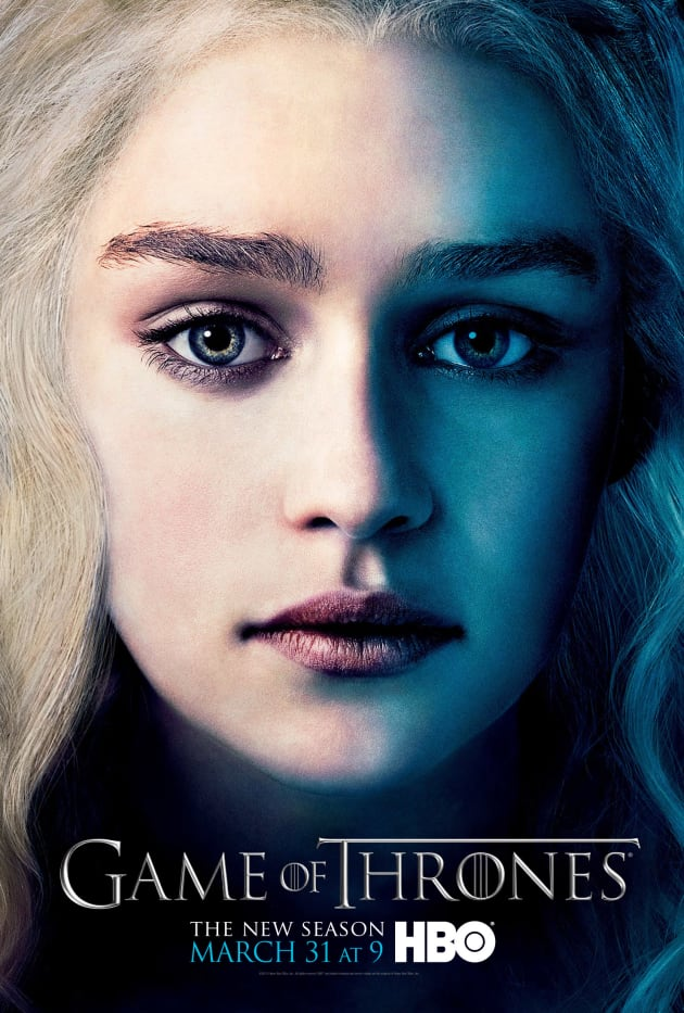 Daenerys Poster
