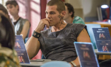 Greg Finley on Star-Crossed