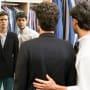 Lyle and Erik Shopping - Law & Order True Crime: The Menendez Brothers Season 1 Episode 1