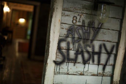 Ashy Slashy - Ash vs Evil Dead Season 2 Episode 1