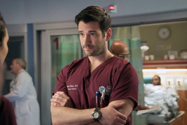 Connor Rhodes – Chicago Med