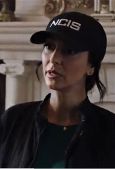 Steady Lieutenant - NCIS: New Orleans Season 5 Episode 19