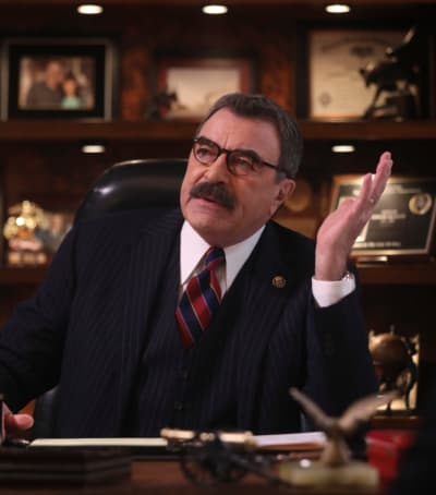 Questioning a Chief - Blue Bloods Season 9 Episode 4