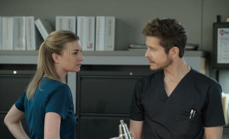 Cracking a Mystery - The Resident Season 1 Episode 9