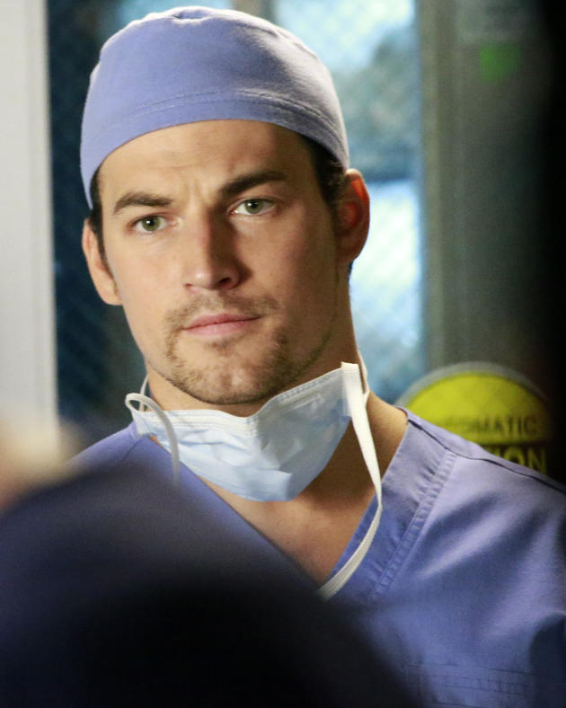 Andrew Deluca - Grey's Anatomy Season 13 Episode 12
