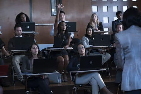 Hands Up - How To Get Away With Murder Season 5 Episode 2