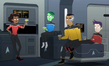 Star Trek: Lower Decks Season 1 Episode 3 Review: Temporal Edict