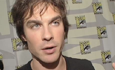 Vampire Diaries at Comic-Con