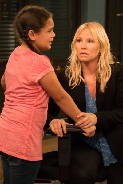 Feeling the Baby - Law & Order: SVU Season 20 Episode 3