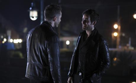 A joke between friends - Once Upon a Time Season 6 Episode 12