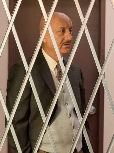 Grandpa Kapoor - tall  - New Amsterdam Season 2 Episode 3